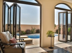Folding Sliding Doors at Oryx